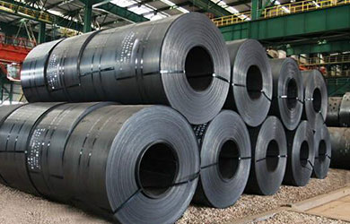 ASTM A588 structural steel
